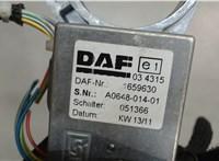 1659630 Переключатель подрулевой (моторный тормоз) DAF CF 85 2002- 6306284 #3