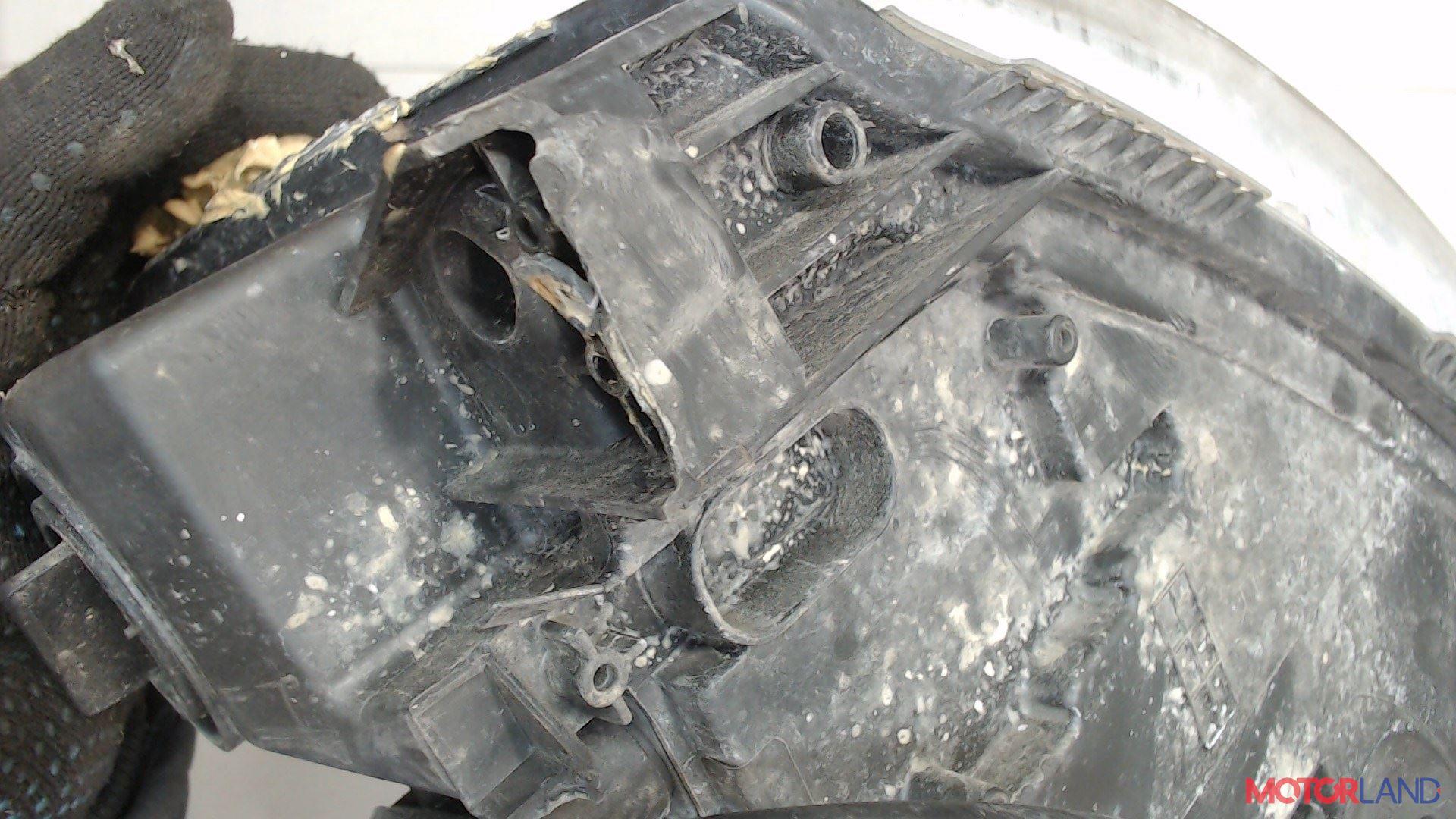 Фара (передняя) Audi A6 (C6) 2005-2011 3 л. 2005 BMK б/у #5