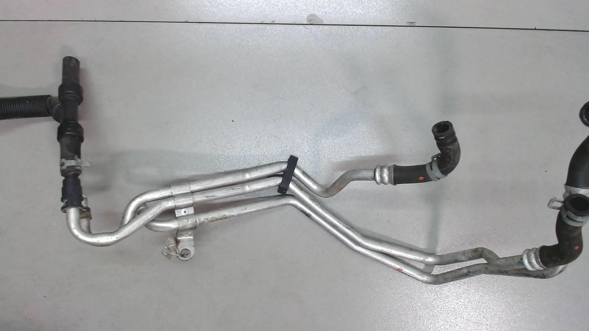 Трубка охлаждающей жидкости металлическая