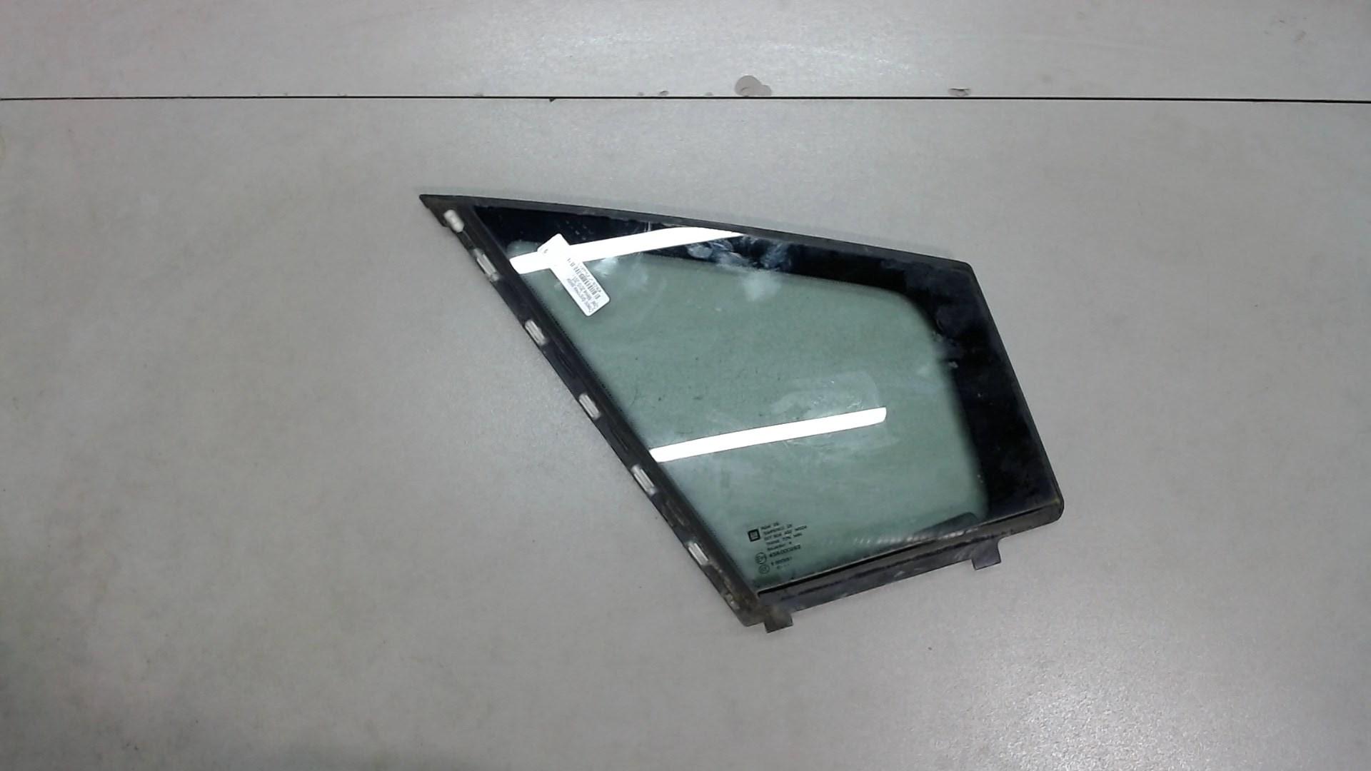 Стекло кузовное боковое правое