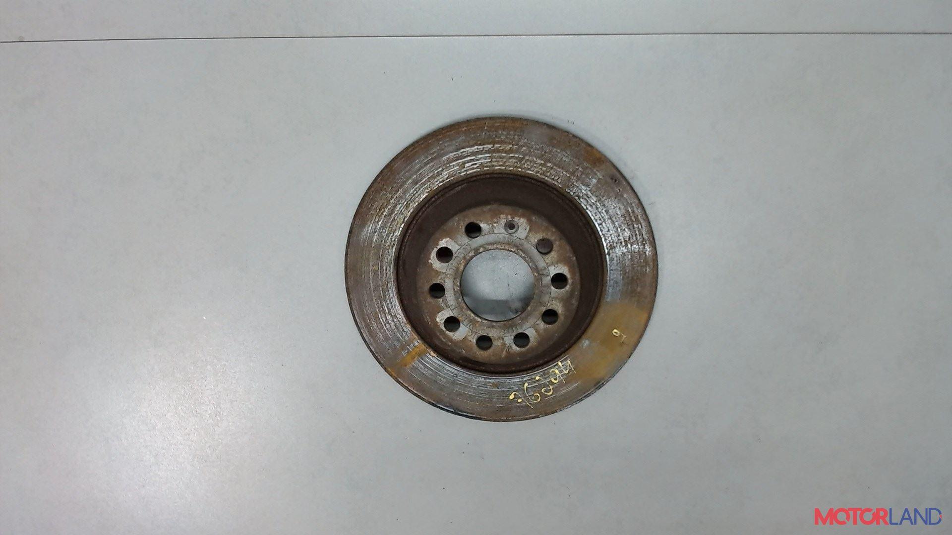Диск тормозной Audi A6 (C6) 2005-2011 2 л. 2008 BRE б/у #3