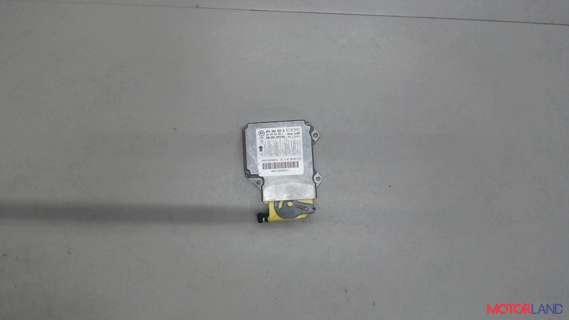 Блок управления (ЭБУ) Audi A6 (C6) 2005-2011 2 л. 2008 BRE б/у #1