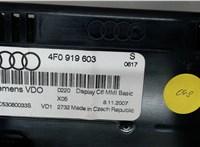 Дисплей компьютера (информационный) Audi A6 (C6) 2005-2011 6398670 #4