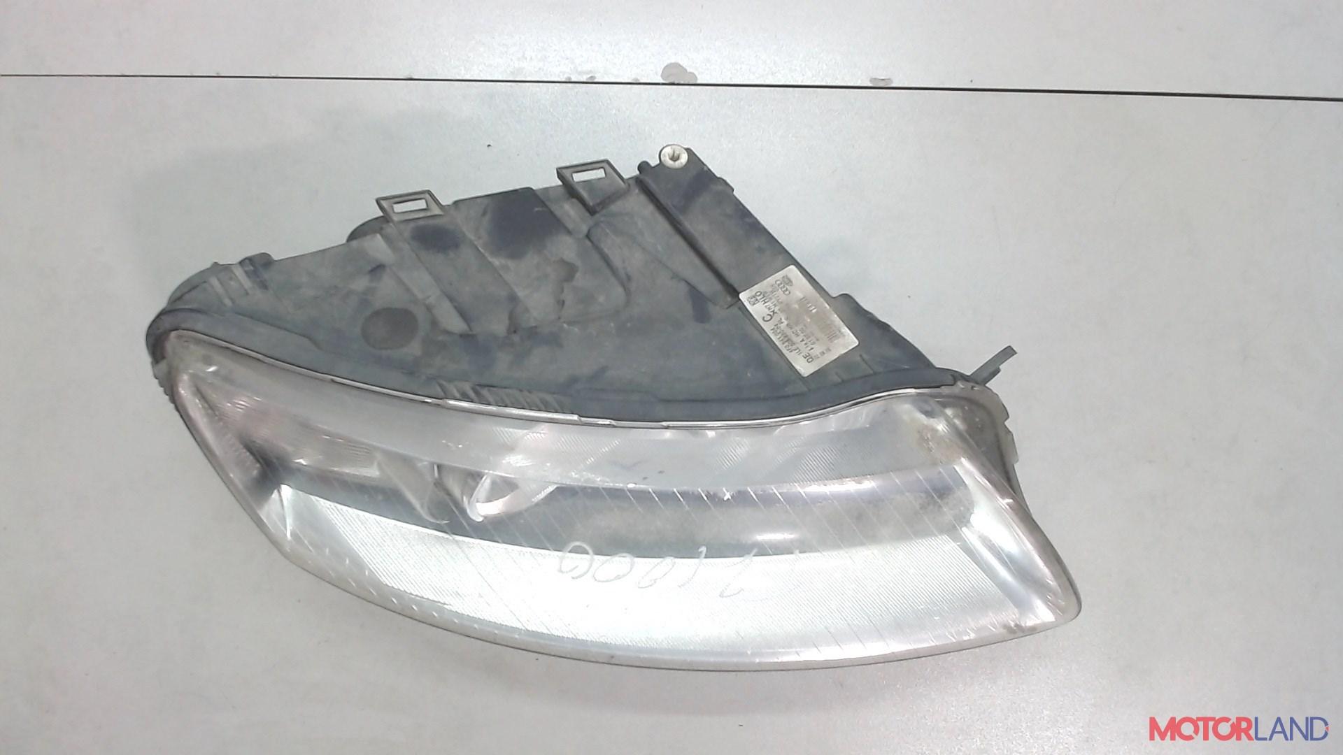 Фара (передняя) Audi A6 (C6) 2005-2011 2.4 л. 2006 BDW б/у #2