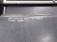 1789172 Кожух радиатора интеркулера Ford Focus 3 2011-2015 6443671 #2