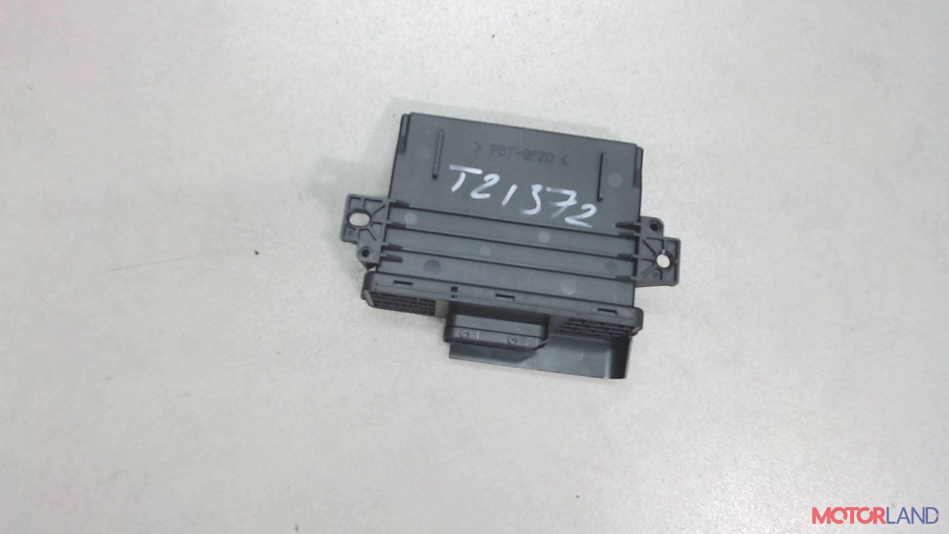 Блок управления (ЭБУ) Audi A6 (C6) 2005-2011 2 л. 2009 CAGB б/у #1