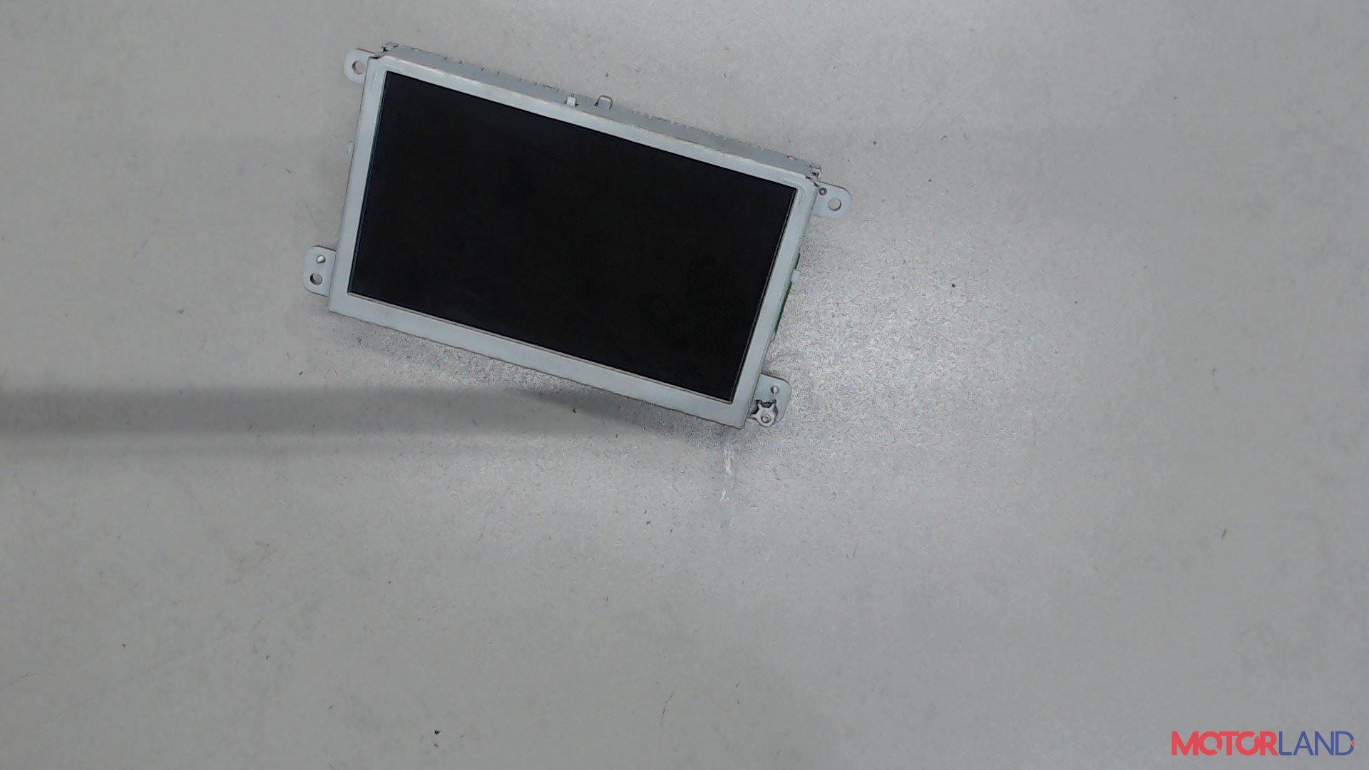 Дисплей компьютера (информационный) Audi A6 (C6) 2005-2011 3.2 л. 2005 AUK б/у #1