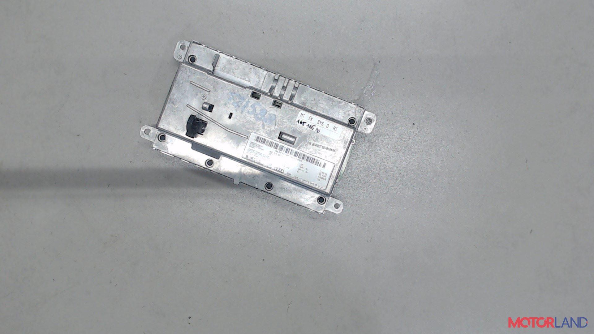 Дисплей компьютера (информационный) Audi A6 (C6) 2005-2011 3.2 л. 2005 AUK б/у #2