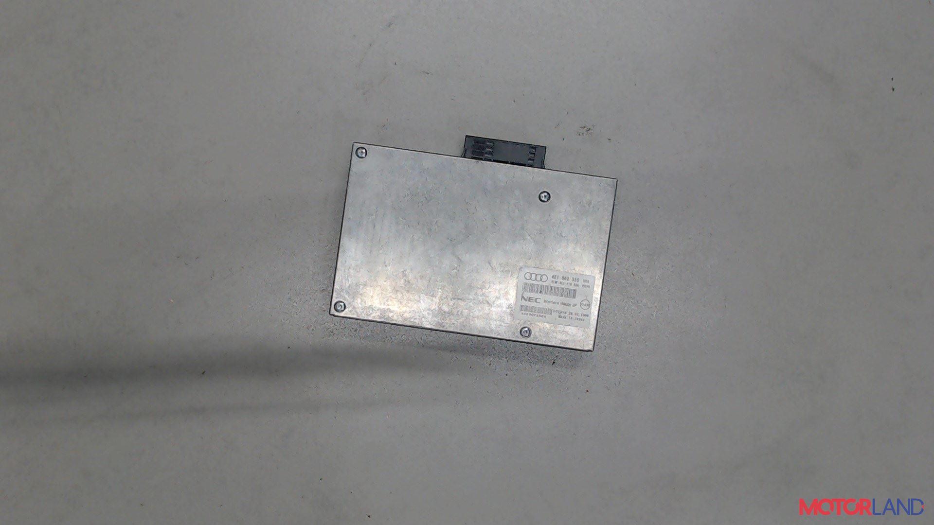 Блок управления (ЭБУ) Audi A6 (C6) 2005-2011 2.8 л. 2006 BDX б/у #1