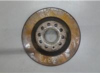 4F0615601E Диск тормозной Audi A6 (C6) 2005-2011 6523324 #1