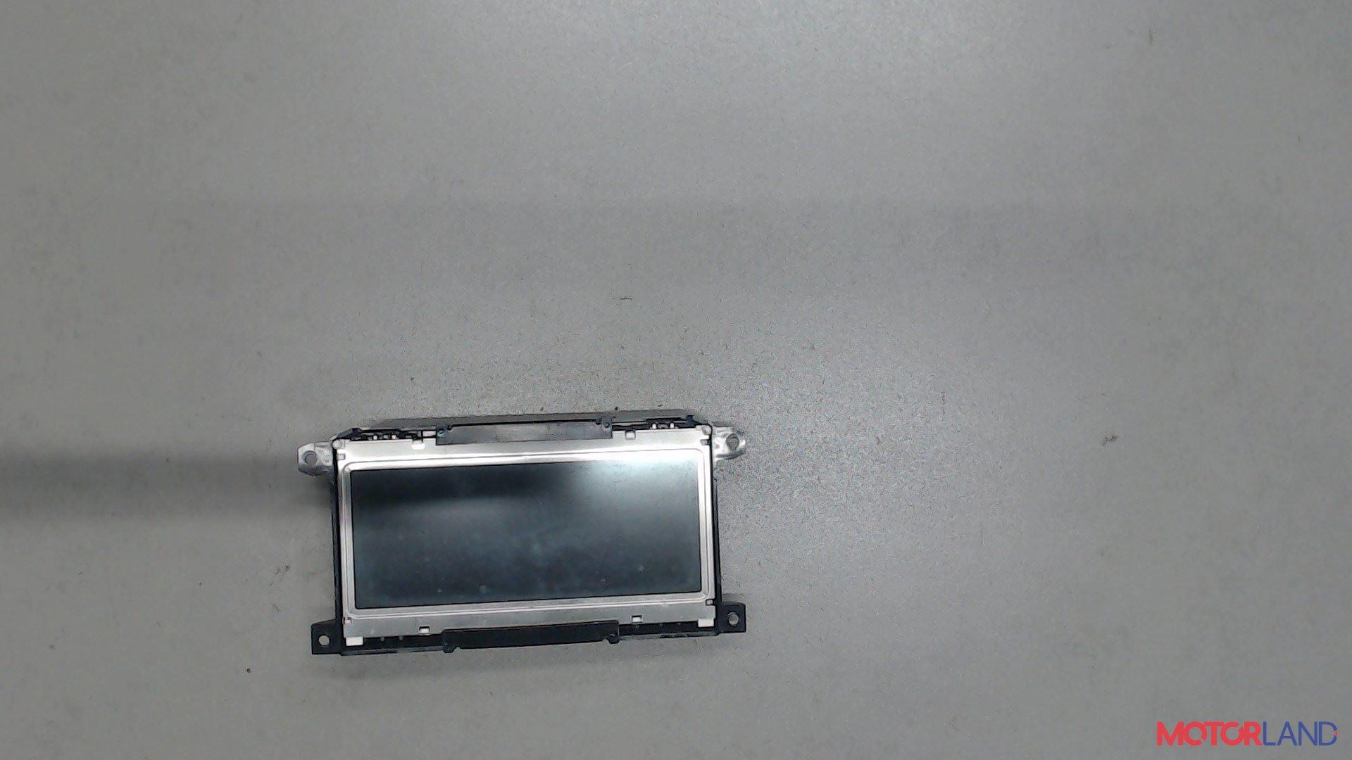 Дисплей компьютера (информационный) Audi A6 (C6) 2005-2011 3 л. 2005 BMK б/у #1