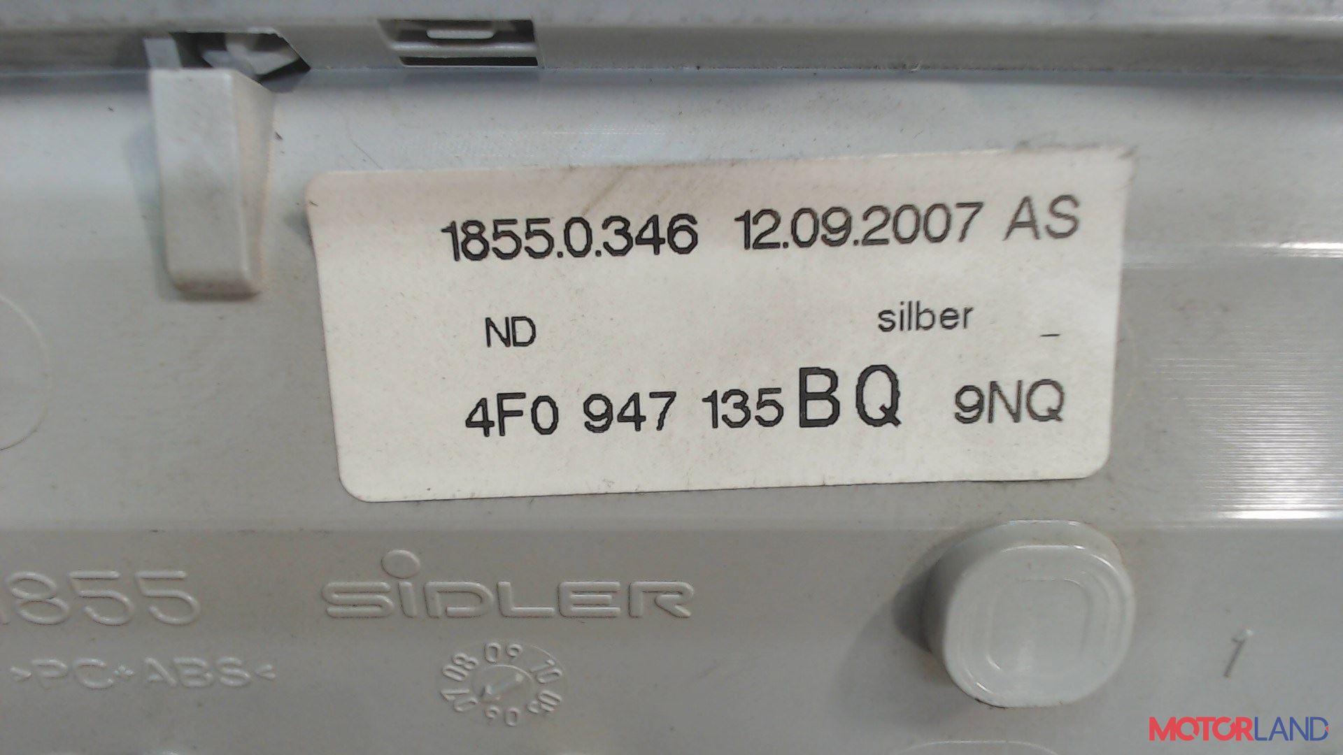 Фонарь салона (плафон) Audi A6 (C6) 2005-2011 2.7 л. 2007 BPP б/у #3