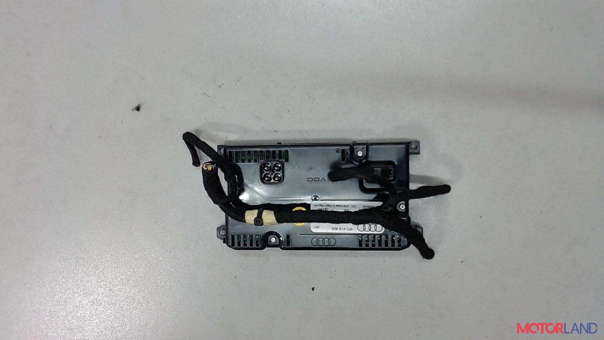 Дисплей компьютера (информационный) Audi A6 (C6) 2005-2011 2 л. 2008 BRE б/у #2