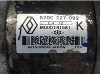 m000t91581 Стартер Renault Kangoo 1998-2008 6574065 #3