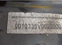 Защита крыла пластмассовая (подкрылок) Smart Coupe 6577400 #2