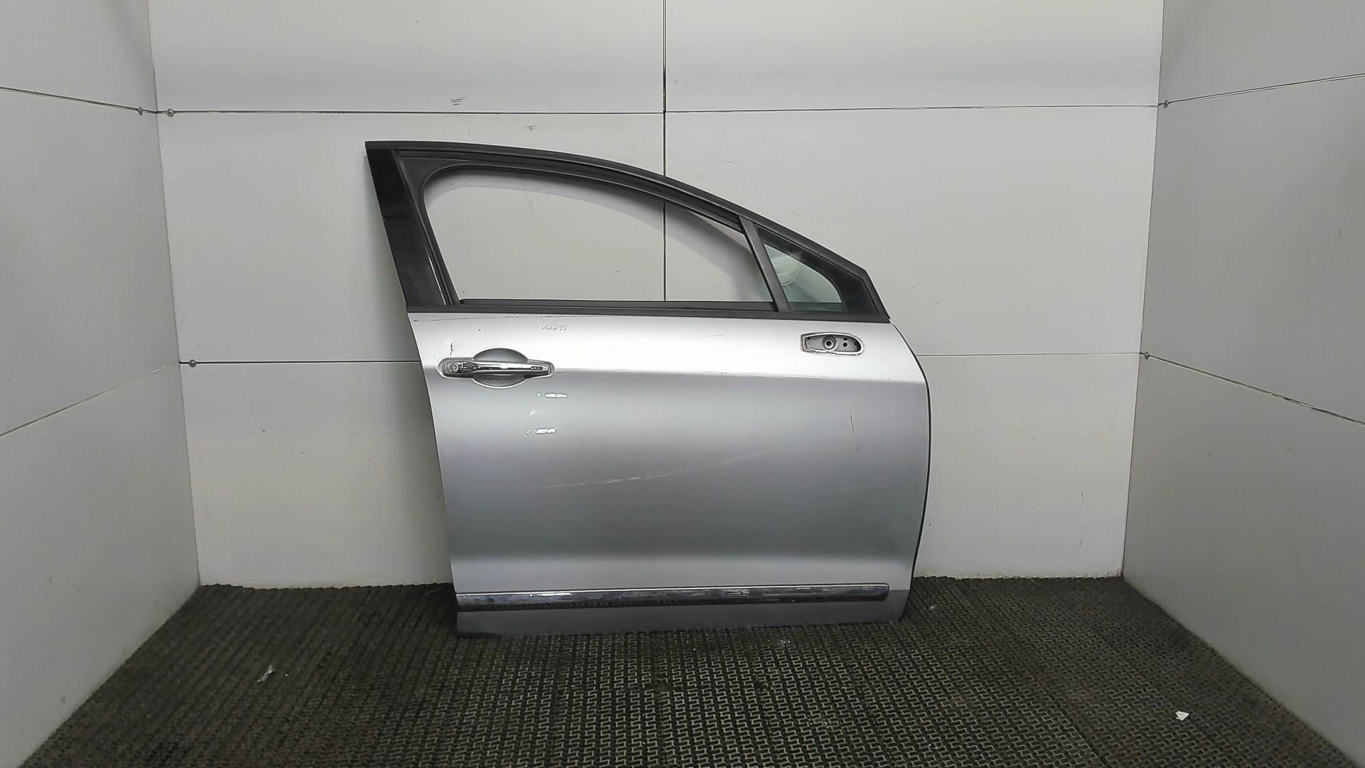 Дверь боковая передн прав Citroen C5 2008-