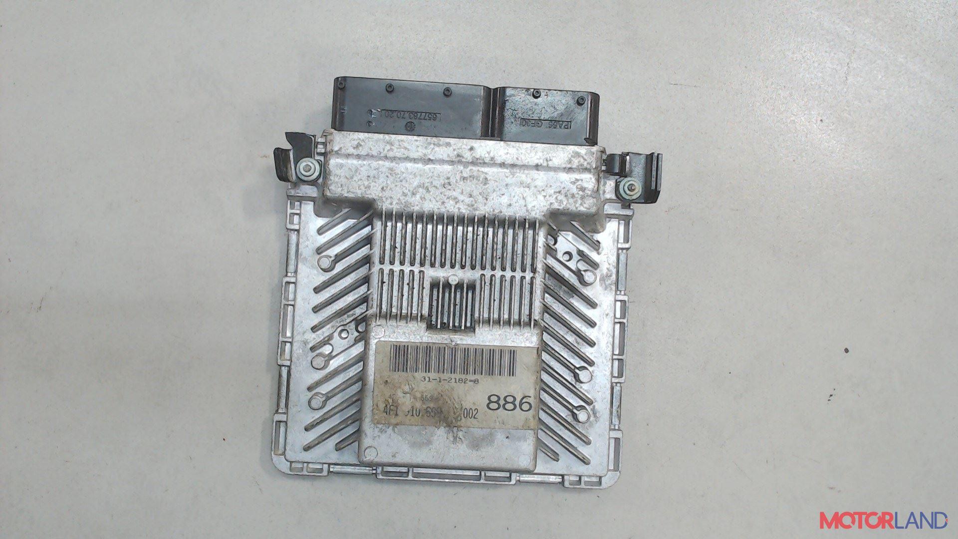 Блок управления (ЭБУ) Audi A6 (C6) 2005-2011 3.2 л. 2005 AUK б/у #1