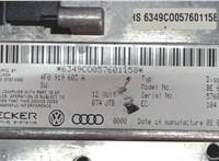 4F0919603A Дисплей компьютера (информационный) Audi A6 (C6) 2005-2011 6594355 #3