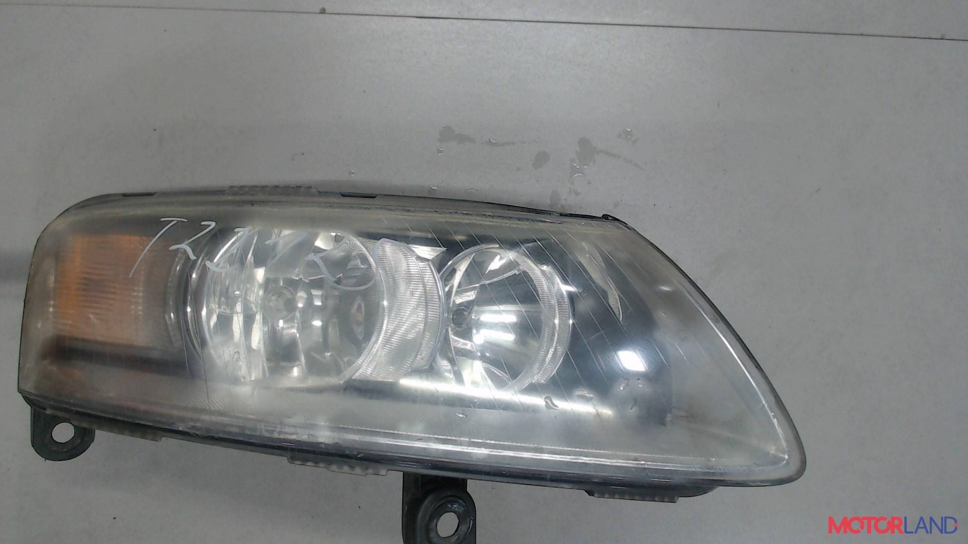 Фара (передняя) Audi A6 (C6) 2005-2011 2 л. 2005 BLB б/у #1