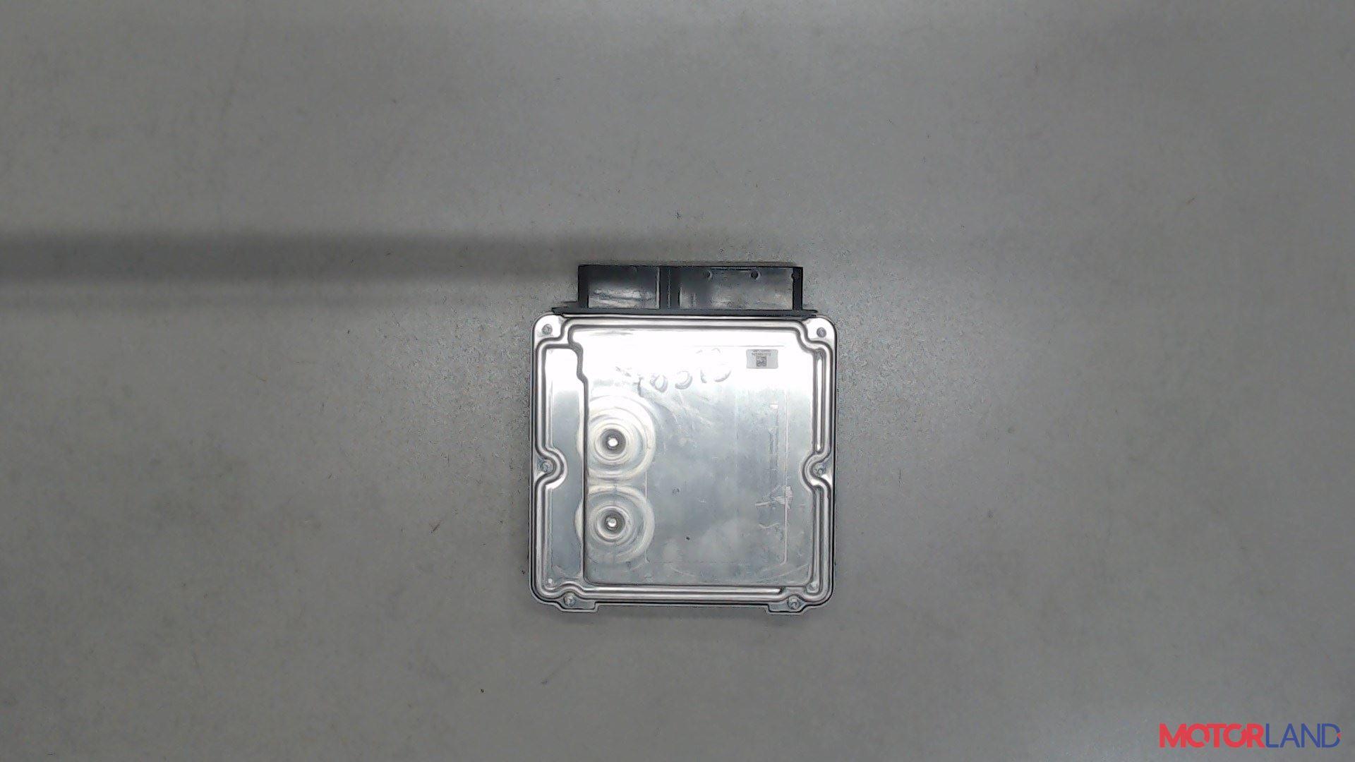 Блок управления (ЭБУ) Audi A6 (C6) 2005-2011 2 л. 2008 BLB б/у #4