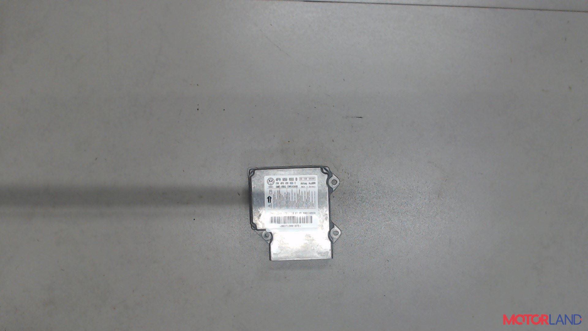 Блок управления (ЭБУ) Audi A6 (C6) 2005-2011 2 л. 2008 BLB б/у #1