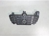 13321292 Панель управления магнитолой Opel Insignia 2008-2013 6629531 #1