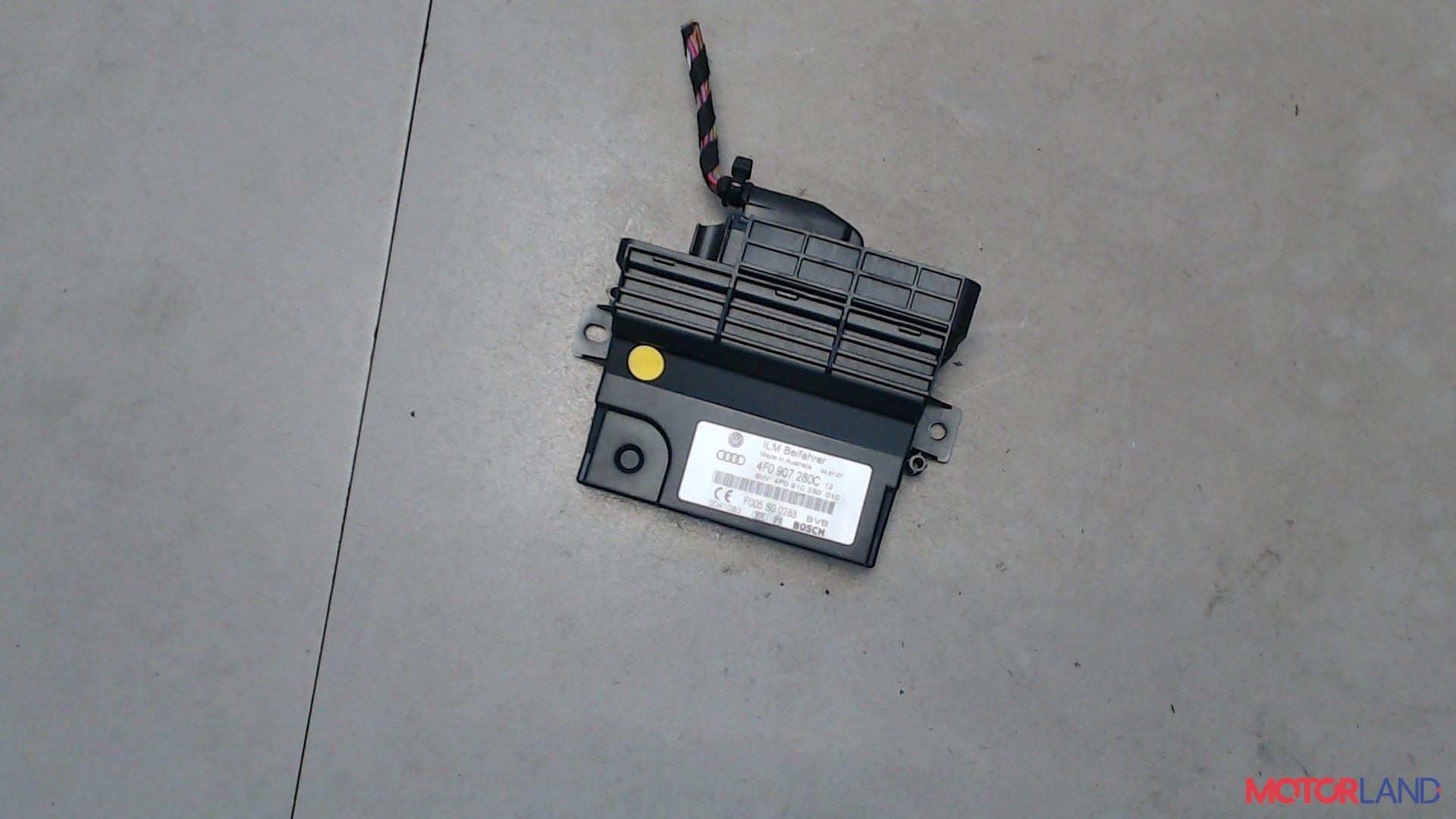 Блок управления (ЭБУ) Audi A6 (C6) 2005-2011 2.8 л. 2007 BDX б/у #1