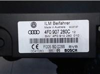 4F0907280C / F005S00288 Блок управления (ЭБУ) Audi A6 (C6) 2005-2011 6632083 #4