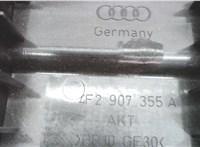 4F2907355A Пластик (обшивка) моторного отсека Audi A6 (C6) 2005-2011 6633454 #3