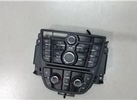 13346050 Панель управления магнитолой Opel Astra J 2010-2017 6633489 #1