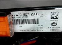 4f0907289g Блок управления (ЭБУ) Audi A6 (C6) 2005-2011 6637212 #3