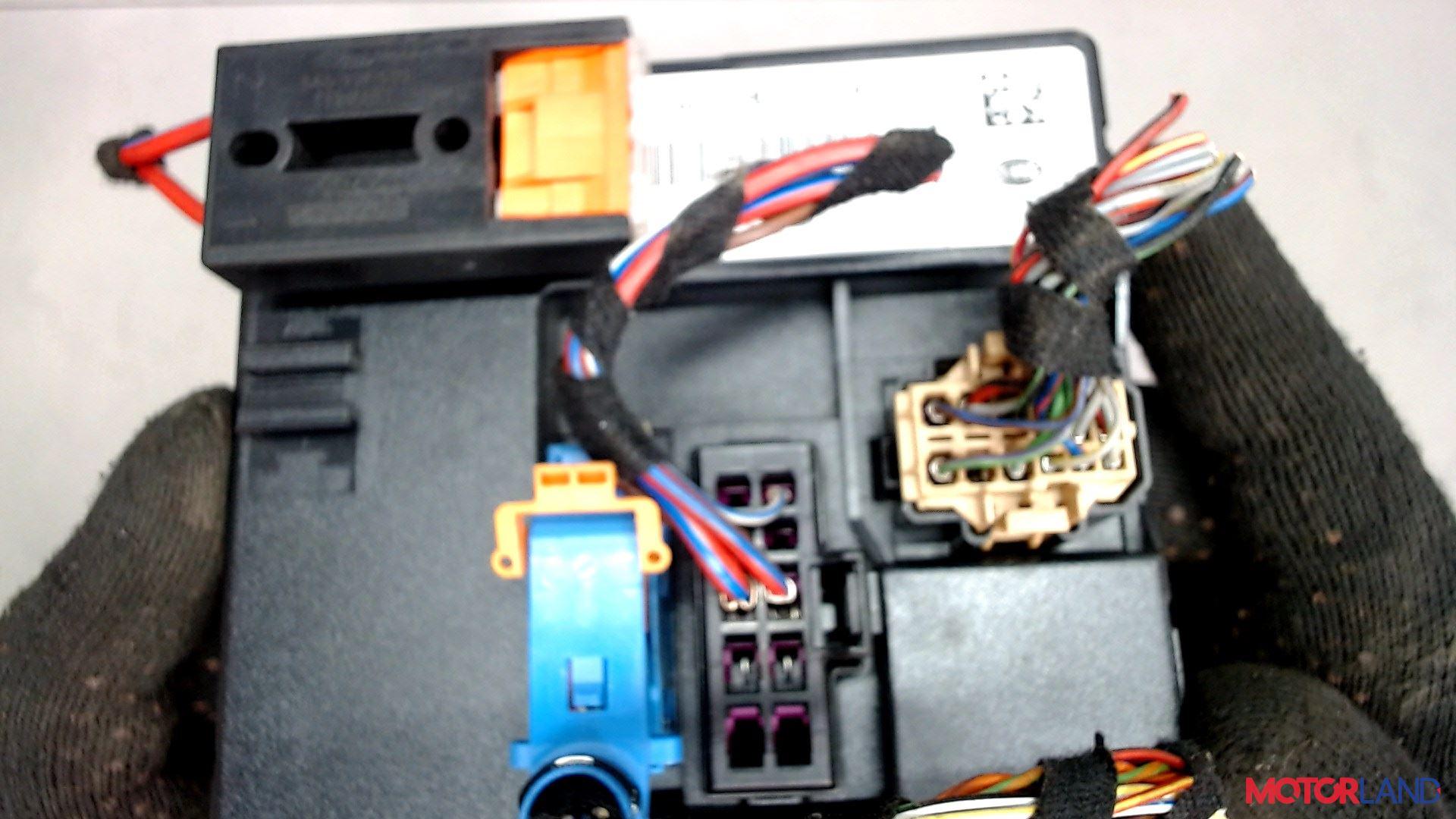 Блок управления (ЭБУ) Audi A6 (C6) 2005-2011 2.7 л. 2006 BPP б/у #4