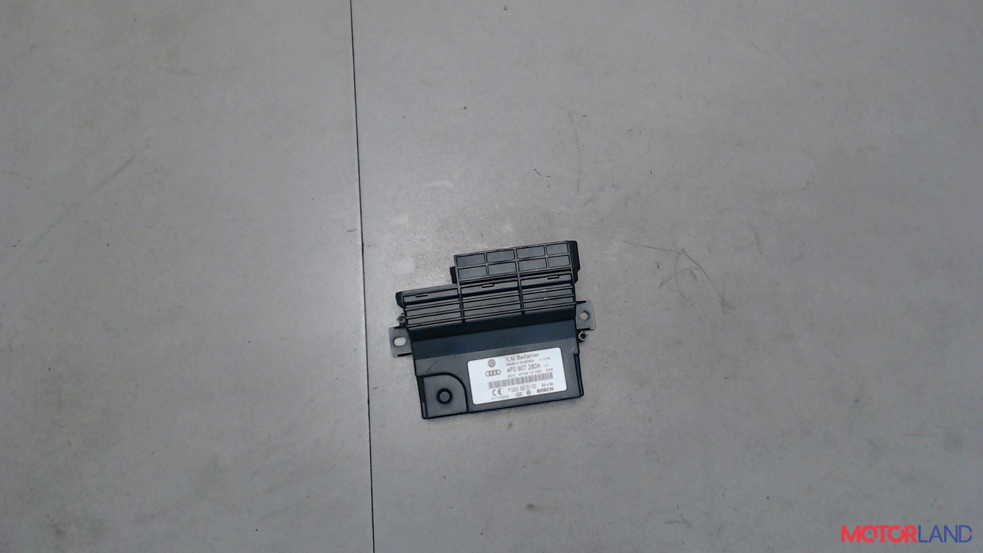 Блок управления (ЭБУ) Audi A6 (C6) 2005-2011 2.7 л. 2006 BPP б/у #1