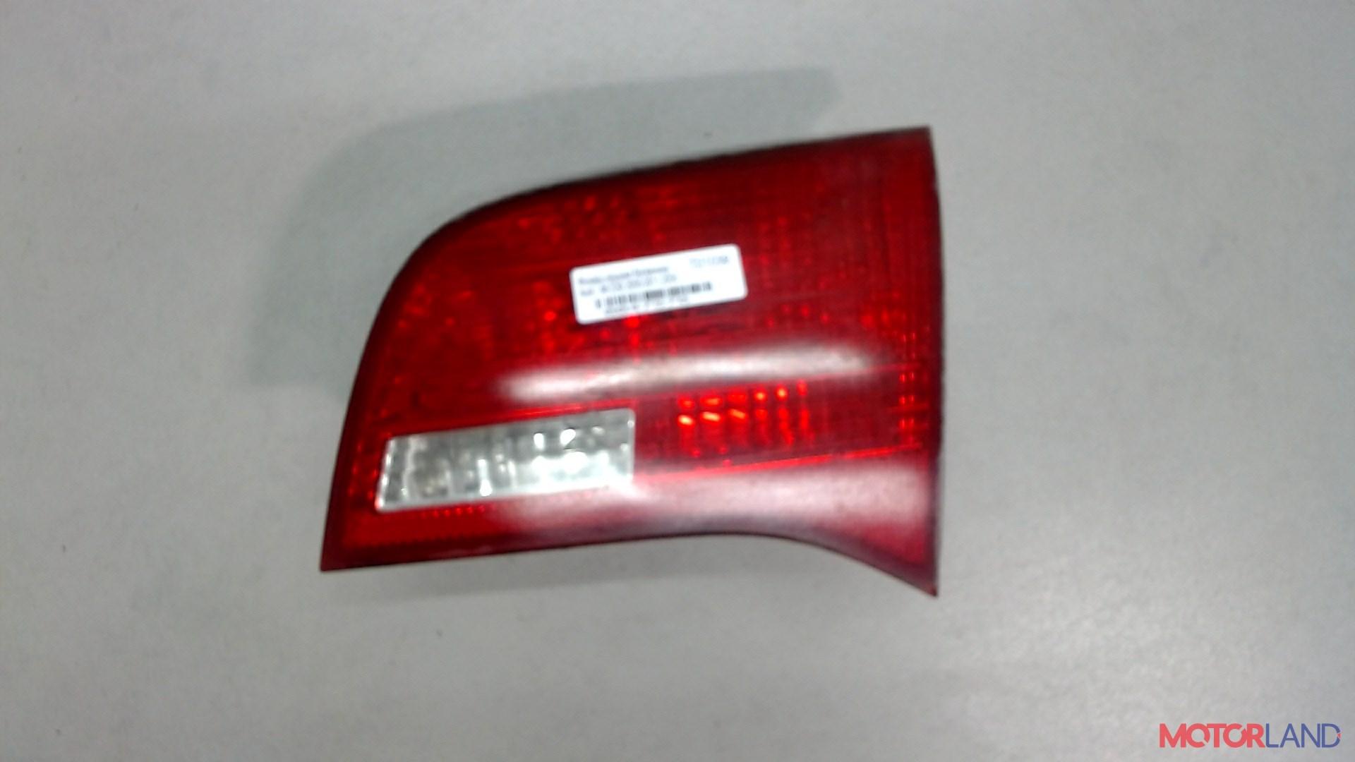 Фонарь крышки багажника Audi A6 (C6) 2005-2011 3 л. 2005 BMK б/у #1
