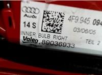 Фонарь крышки багажника Audi A6 (C6) 2005-2011 6647576 #3