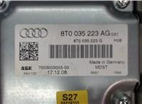 8T0035223AG Усилитель звука Audi A4 (B8) 2007-2011 6656520 #4