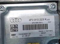 4F0910223K / 4F0035223L Усилитель звука Audi A6 (C6) Allroad 2006-2008 6656898 #4