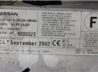 281844M560 Проигрыватель, чейнджер CD/DVD Nissan X-Trail (T30) 2001-2006 6662554 #3