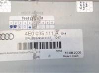 4e0035111a Проигрыватель, чейнджер CD/DVD Audi A6 (C6) Allroad 2006-2008 6676325 #3