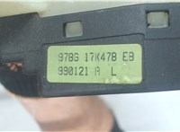 97BG17K478EB Переключатель дворников (стеклоочистителя) Ford Mondeo 2 1996-2000 6725074 #3