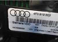 4а0919603 Дисплей компьютера (информационный) Audi A6 (C6) Allroad 2006-2008 6733878 #3