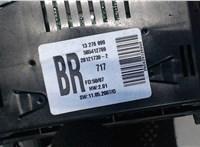 13276999 Дисплей компьютера (информационный) Opel Zafira B 2005-2012 6739788 #4