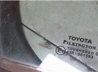 6812305090 Стекло форточки двери Toyota Avensis 3 2009-2015 6741361 #2
