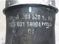 Патрубок интеркулера Mercedes C W203 2000-2007 6742201 #2