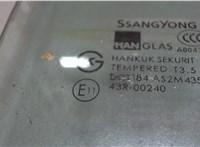 Стекло боковой двери SsangYong Kyron 6752445 #2