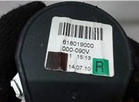 Ремень безопасности Volkswagen Golf 6 2009-2012 6752959 #2