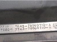 Бардачок (вещевой ящик) Ford Edge 2007-2015 6755214 #4