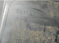 521100h100 Заглушка (решетка) бампера Citroen C1 2005-2014 6767243 #3