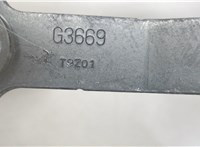 Замок ремня безопасности Mazda CX-7 2007-2012 6770014 #3