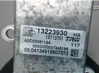 13223930 Блок управления (ЭБУ) Saab 9-3 2002-2007 6773850 #4